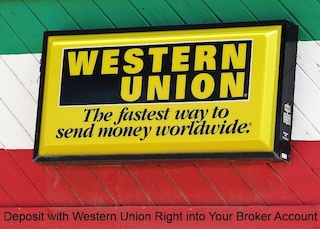Western Union Forex Brokers
